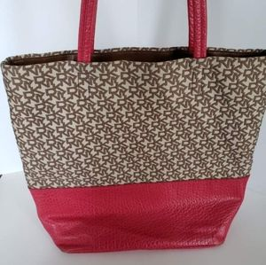 Dkny large tote purse